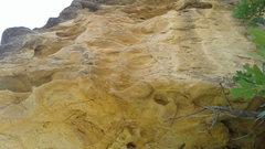 Rock Climbing Photo: Hhmmnn...