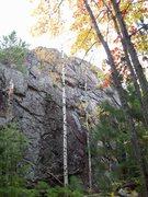 Rock Climbing Photo: Refuge ridge south