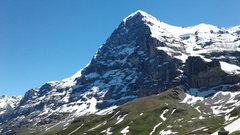 Rock Climbing Photo: historic peak