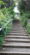 Rock Climbing Photo: stairs