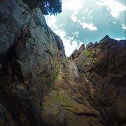 Rock Climbing Photo: Darkness Til Dawn.