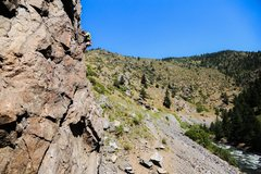 Rock Climbing Photo: Clear Creeking