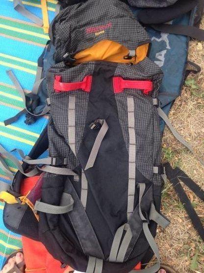 Black Marmot Scree Pack $30