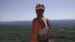 Rock Climbing Photo: gu nk