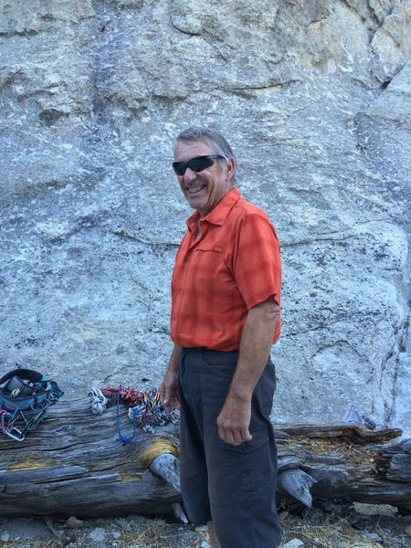 Duane Ackerman:<br> <br> This guy has been flying under the radar for years, but is a prolific climber and creator of dozens of fun new routes in COR and Castle Rocks Idaho.