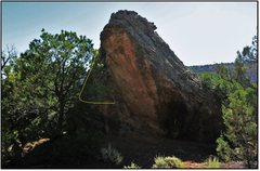 Rock Climbing Photo: Jamais Vu.