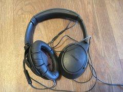 headphones found at Eagle Lake Cliff, CA, 8/5/16