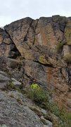 Rock Climbing Photo: Are You Experienced?, 5.10b.