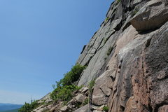 Rock Climbing Photo: Consolation Prize, P6 (shared with Lakeview)