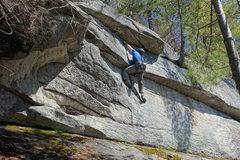 Rock Climbing Photo: Earth and Sky