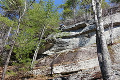 Rock Climbing Photo: Sacred Fire