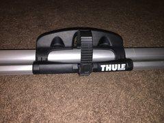 back tire point, w/ lock strap
