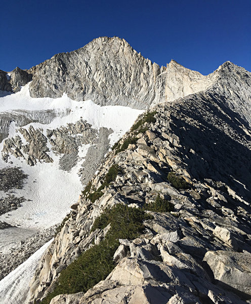 Mt. Conness: complete N. Ridge