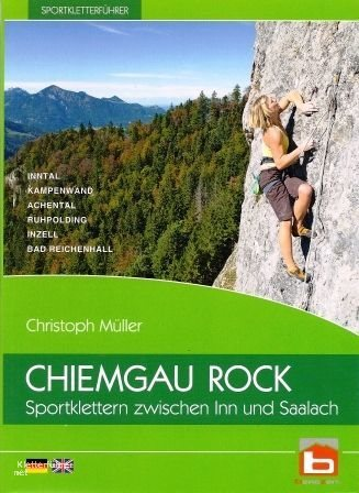 Rock Climbing Photo: Chiemgau