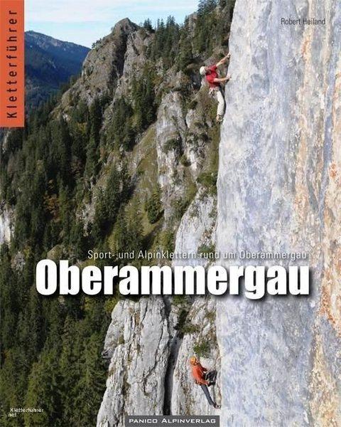 Sport climbing in Oberammergau