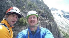 Rock Climbing Photo: T-Ride Via Ferrata with Tony and Timmy O. May 29th...