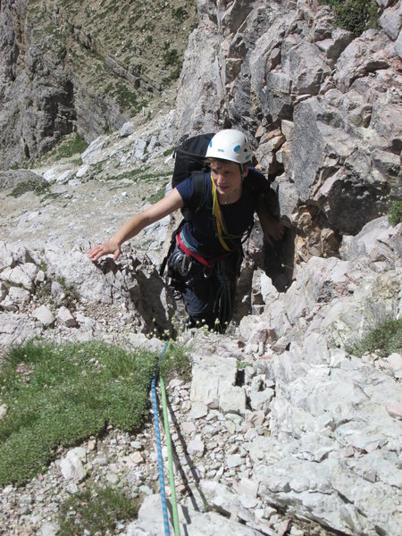 Rock Climbing Photo: Dolomites, Southern Tyrol