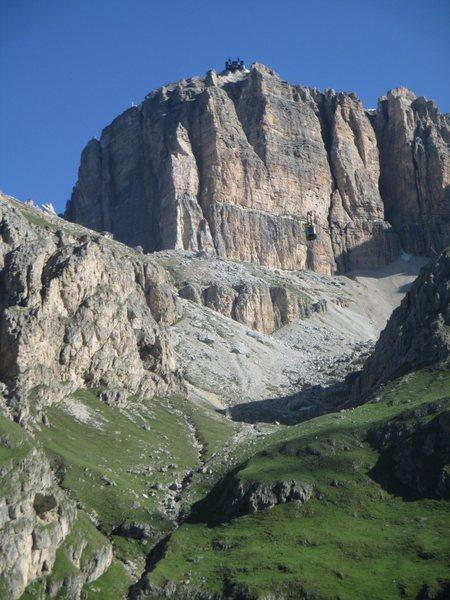 Multi Pitches in the Dolomites, Southern Tyrol