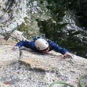 Rock Climbing Photo: Zach.