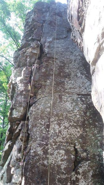 Rock Climbing Photo: Oh Sheila