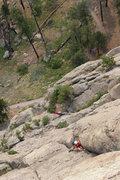 Rock Climbing Photo: el cracko