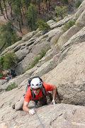 Rock Climbing Photo: keith