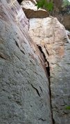 Rock Climbing Photo: Lazy Eight