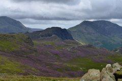 Rock Climbing Photo: Haystacks and Pillar Mountain and High Stile. . He...