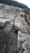 Rock Climbing Photo: Radical Changes indeed