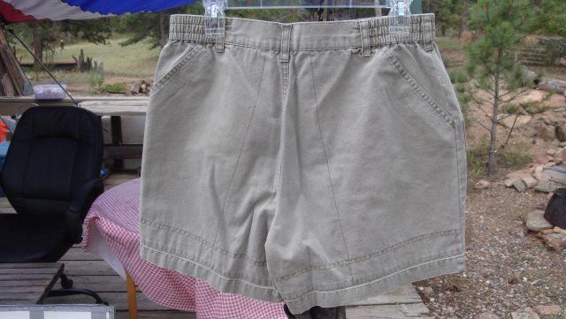 Deep rear pockets