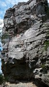 Rock Climbing Photo: Pin Chimney