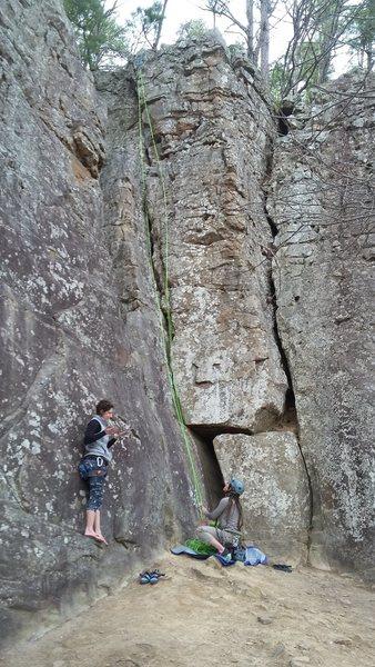 Rock Climbing Photo: Flashbacks