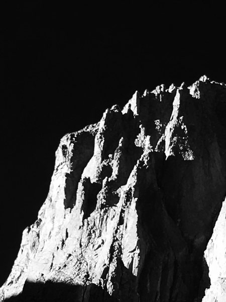 Rock Climbing Photo: Venusian Arete
