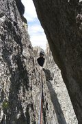 Rock Climbing Photo: Cirque of the Towers