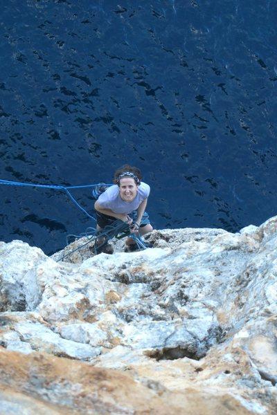Rock Climbing Photo: Cayman Brac