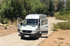 Rock Climbing Photo: The van...