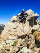 Rock Climbing Photo: Right before South Summit from South East Approach...