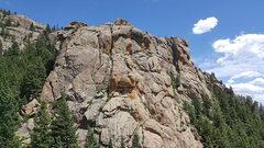 Rock Climbing Photo: Along the hike