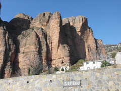 Rock Climbing Photo: Riglos