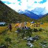 Chopi meadow camp.