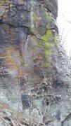 Rock Climbing Photo: Midday Lightening