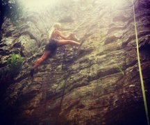Rock Climbing Photo: Arkansas