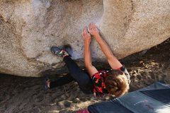 Rock Climbing Photo: Painted Cave