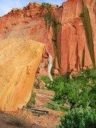 Rock Climbing Photo: The Triangle