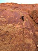 Rock Climbing Photo: Trad is rad