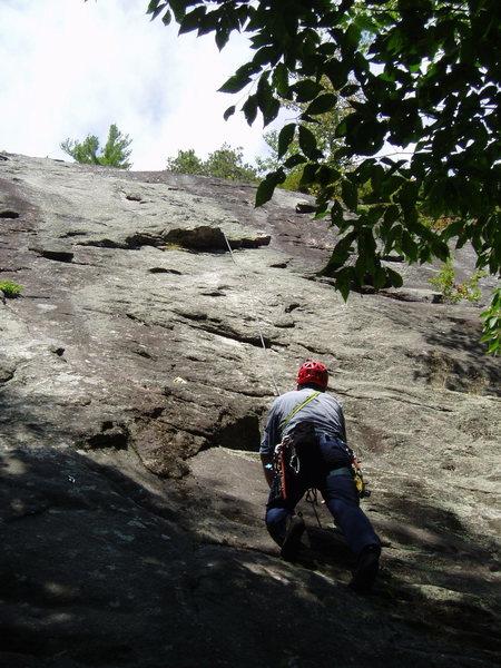Rock Climbing Photo: Nimbroc