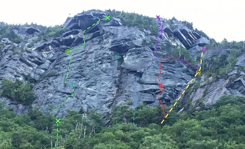 Green: Quartz Crack (5.9)