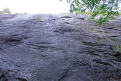 Rock Climbing Photo: Start of Nibroc