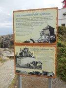 Rock Climbing Photo: The Amphitrite Lighthouse.