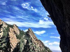 Rock Climbing Photo: Photo by Pat Smalley.
